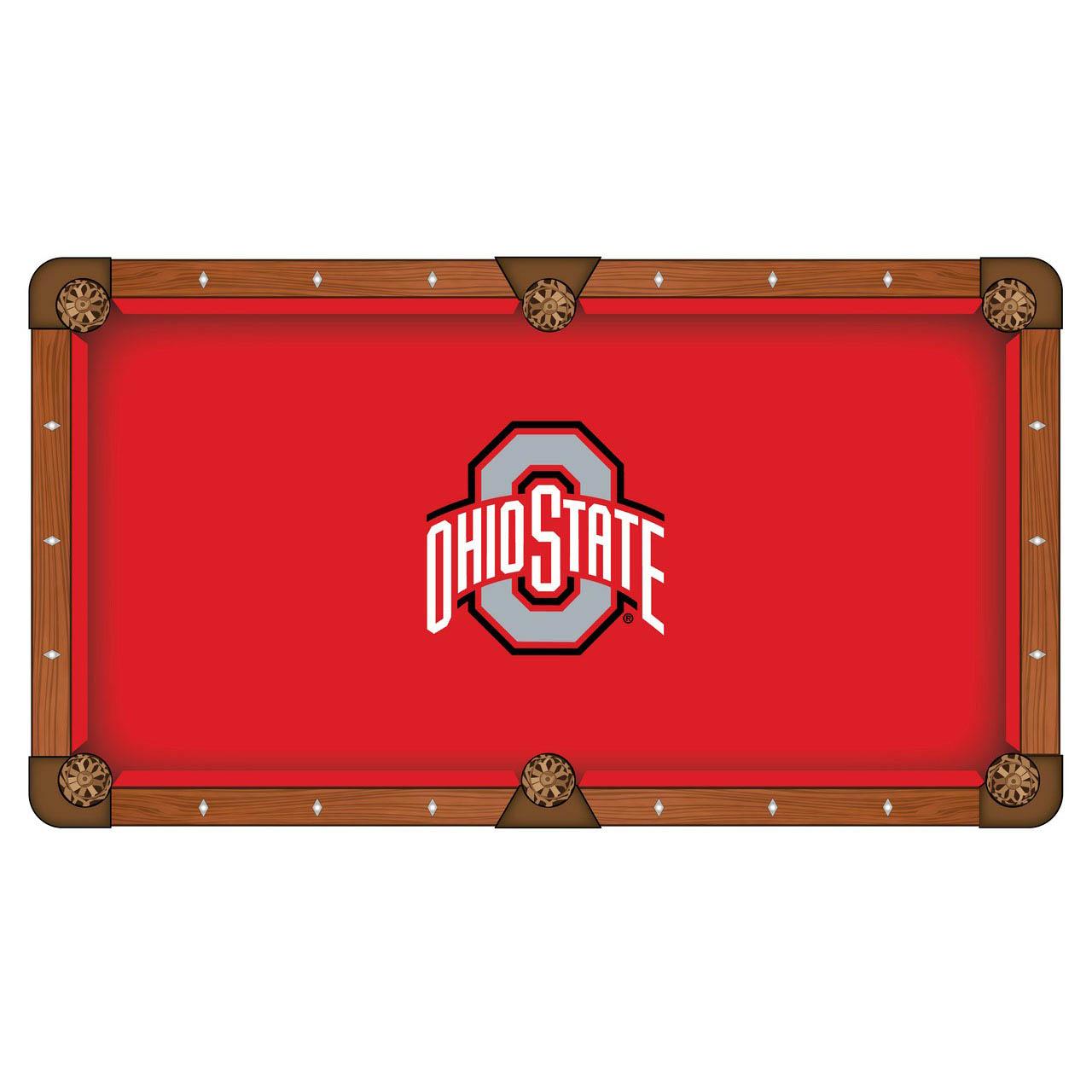 University | Cloth | State | Table | Pool | Ohio