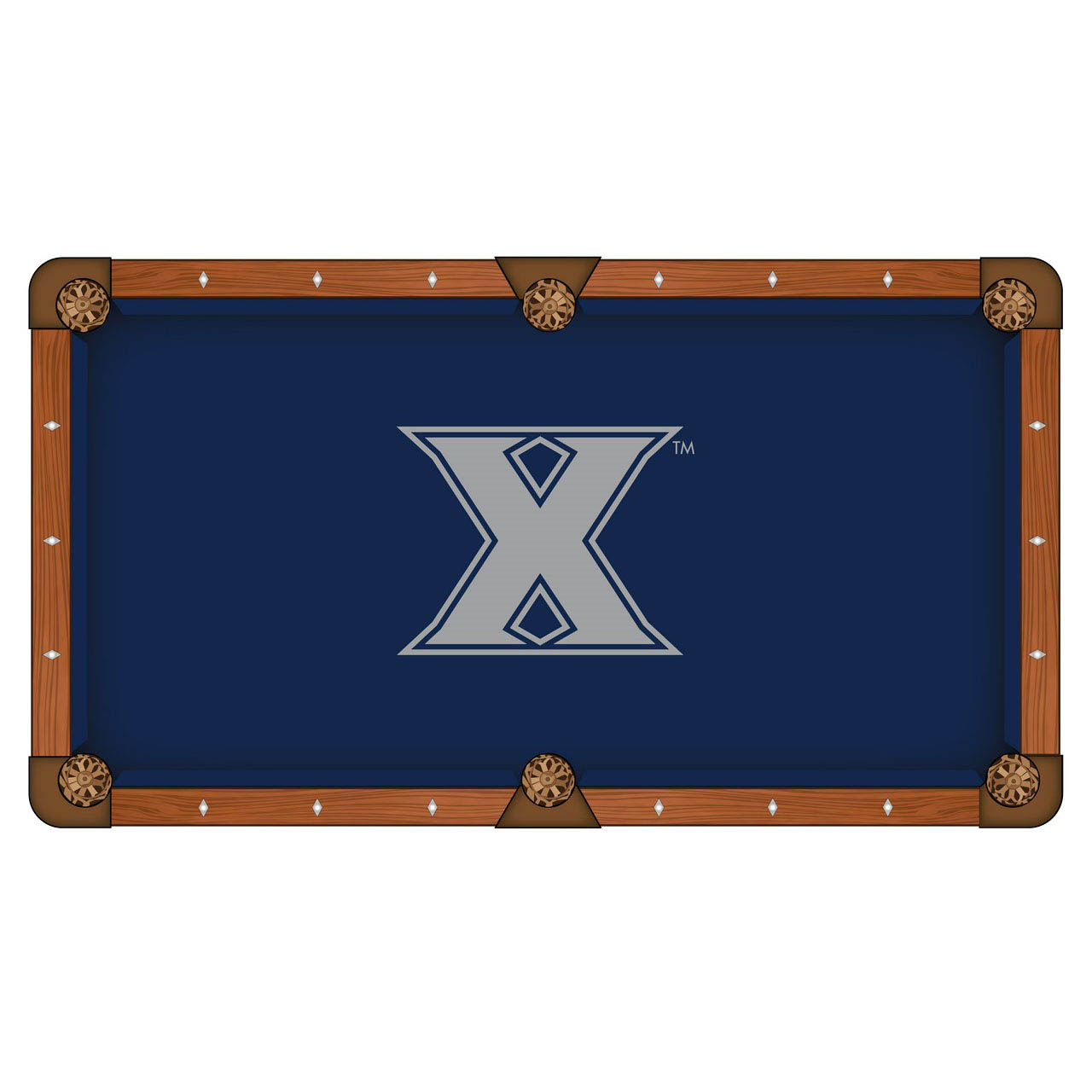 Unique Xavier Pool Table Cloth Product Photo