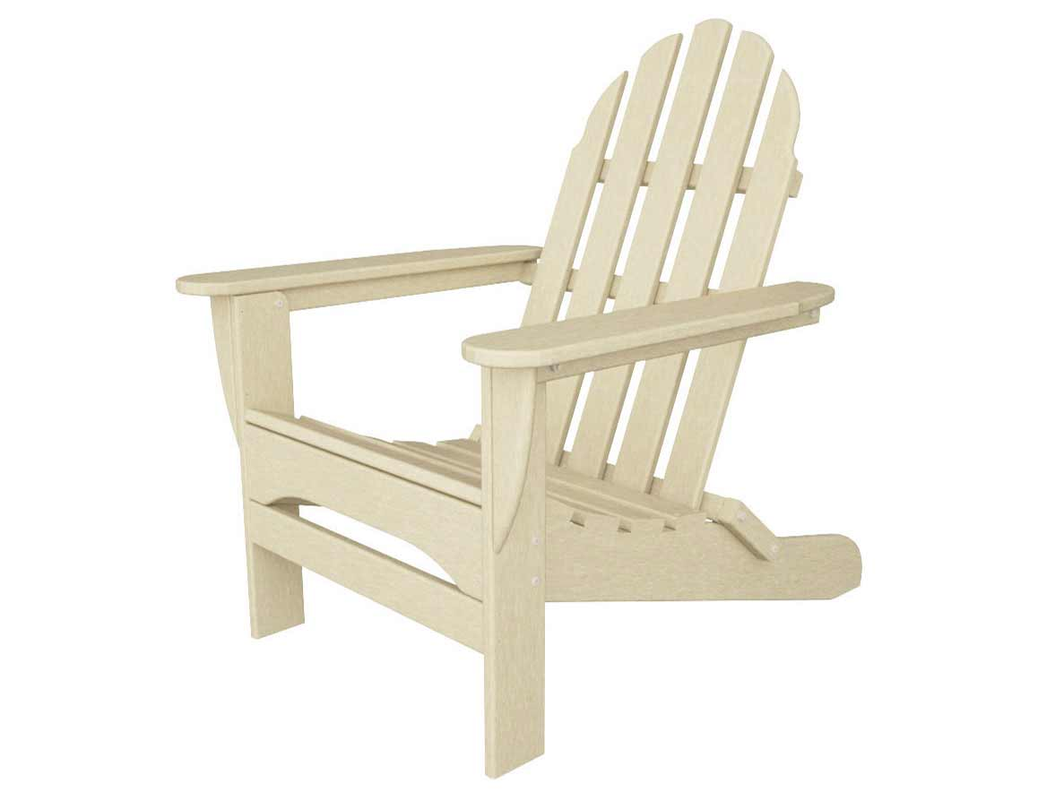 Check out the Classic Folding Adirondack Chair Product Photo