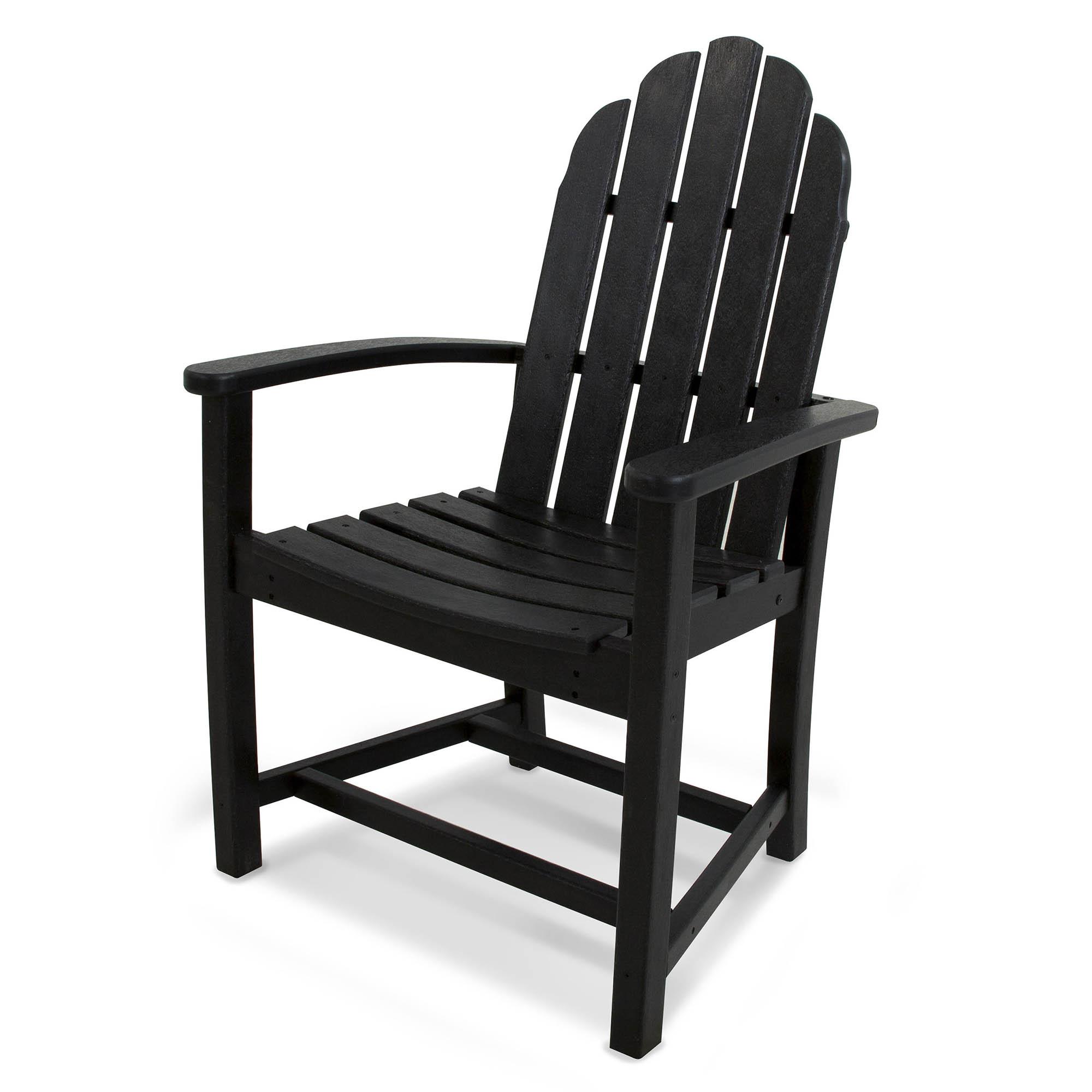 Unique Classic Adirondack Dining Chair Product Photo