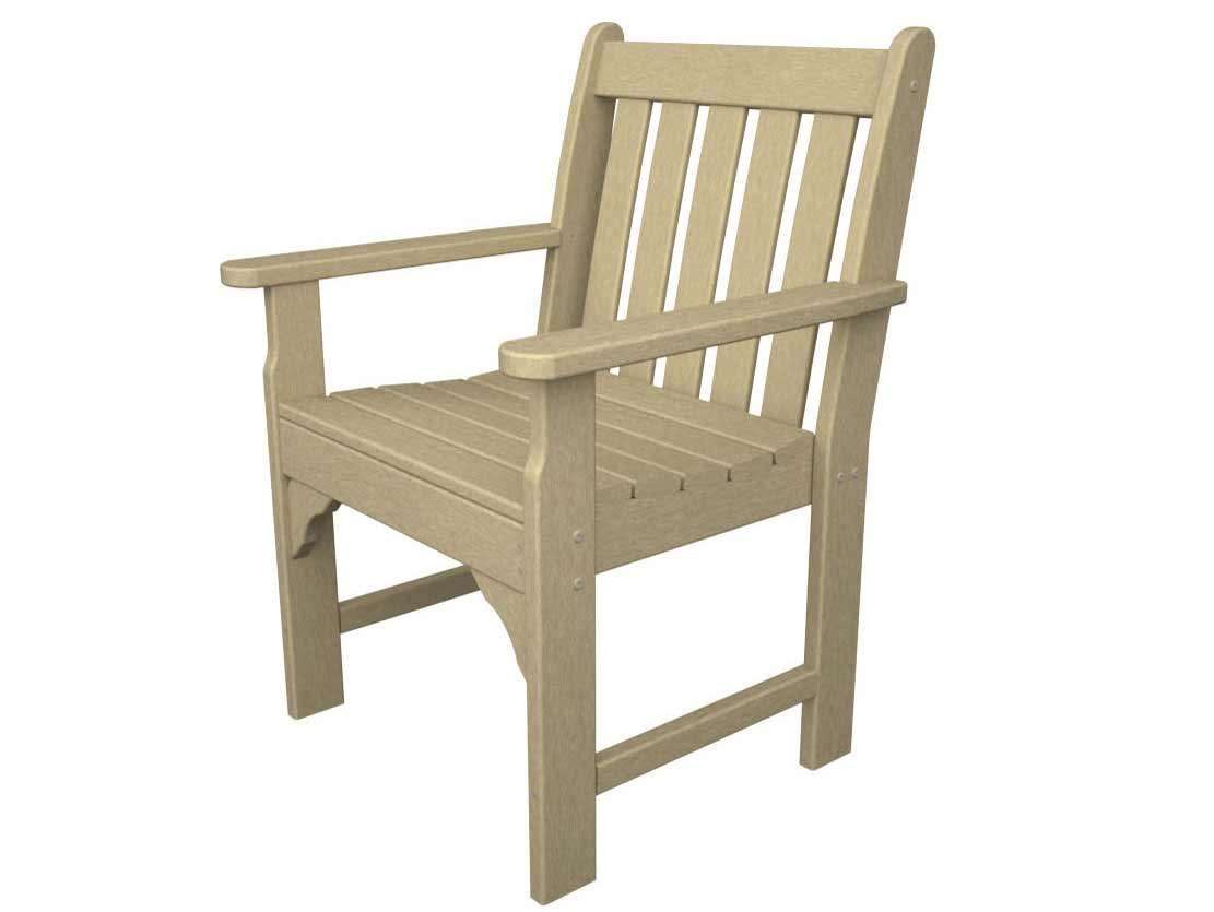 One of a kind Vineyard Garden Arm Chair Product Photo