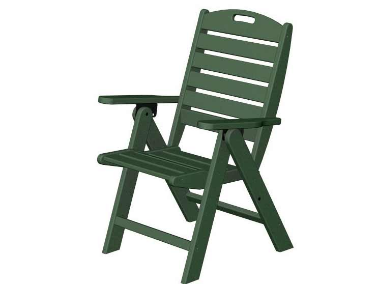 Choose Nautical Highback Chair Product Photo