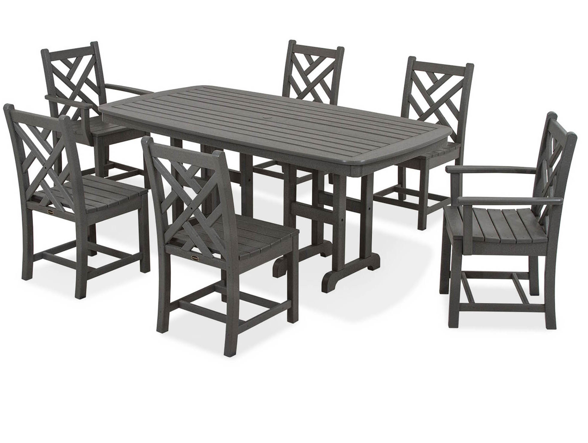 Wonderful Chippendale Dining Set Product Photo