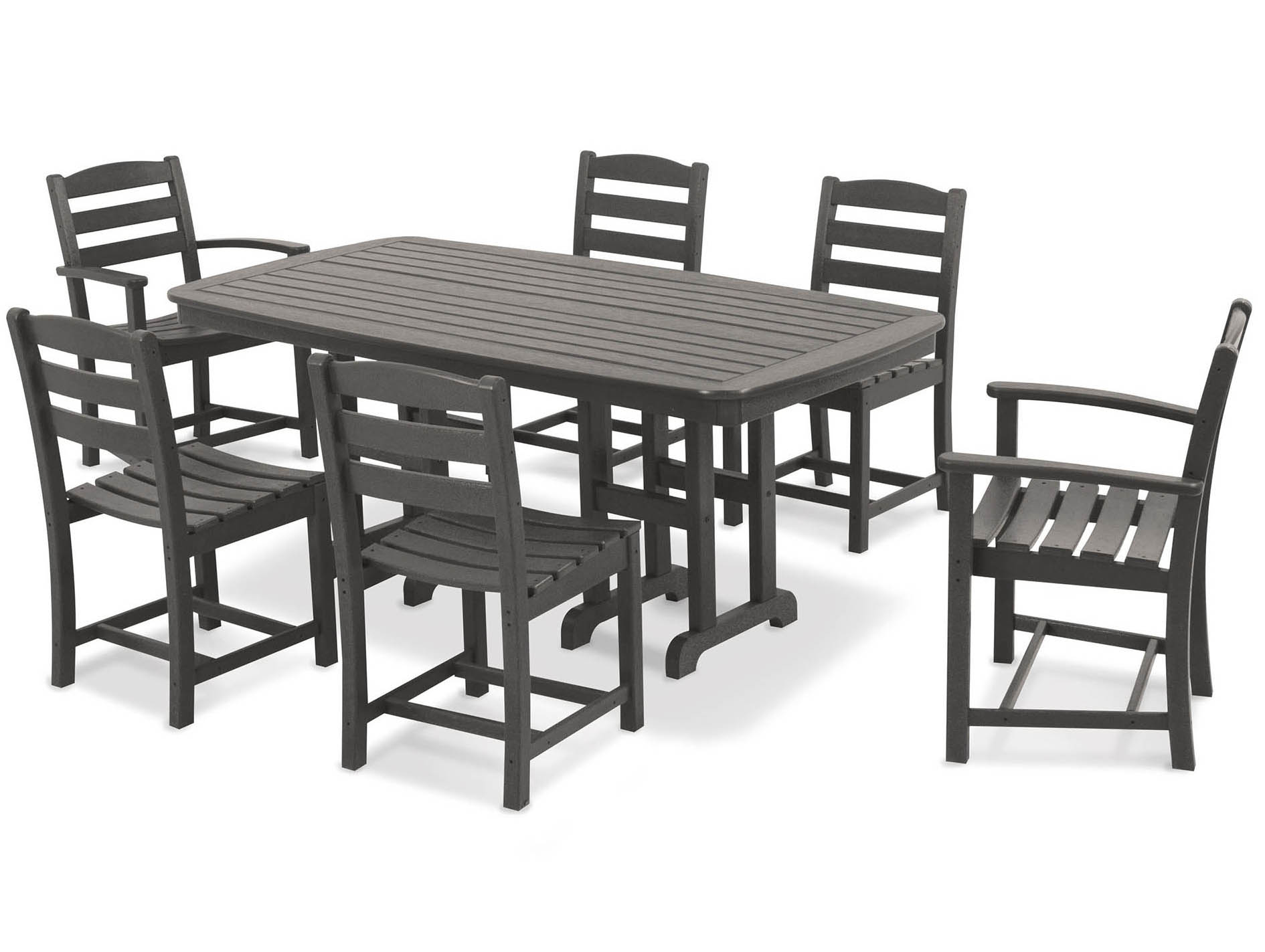 Excellent La Casa Cafe Dining Set Product Photo