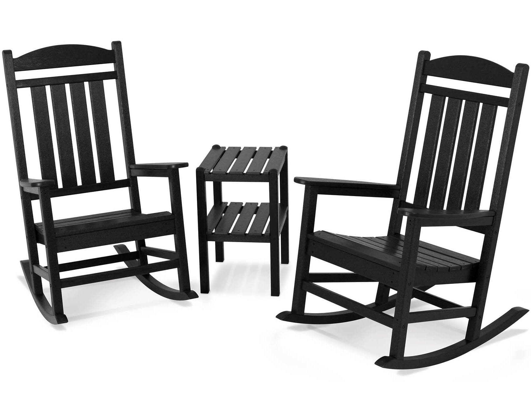 Popular Presidential Rocker Set Product Photo
