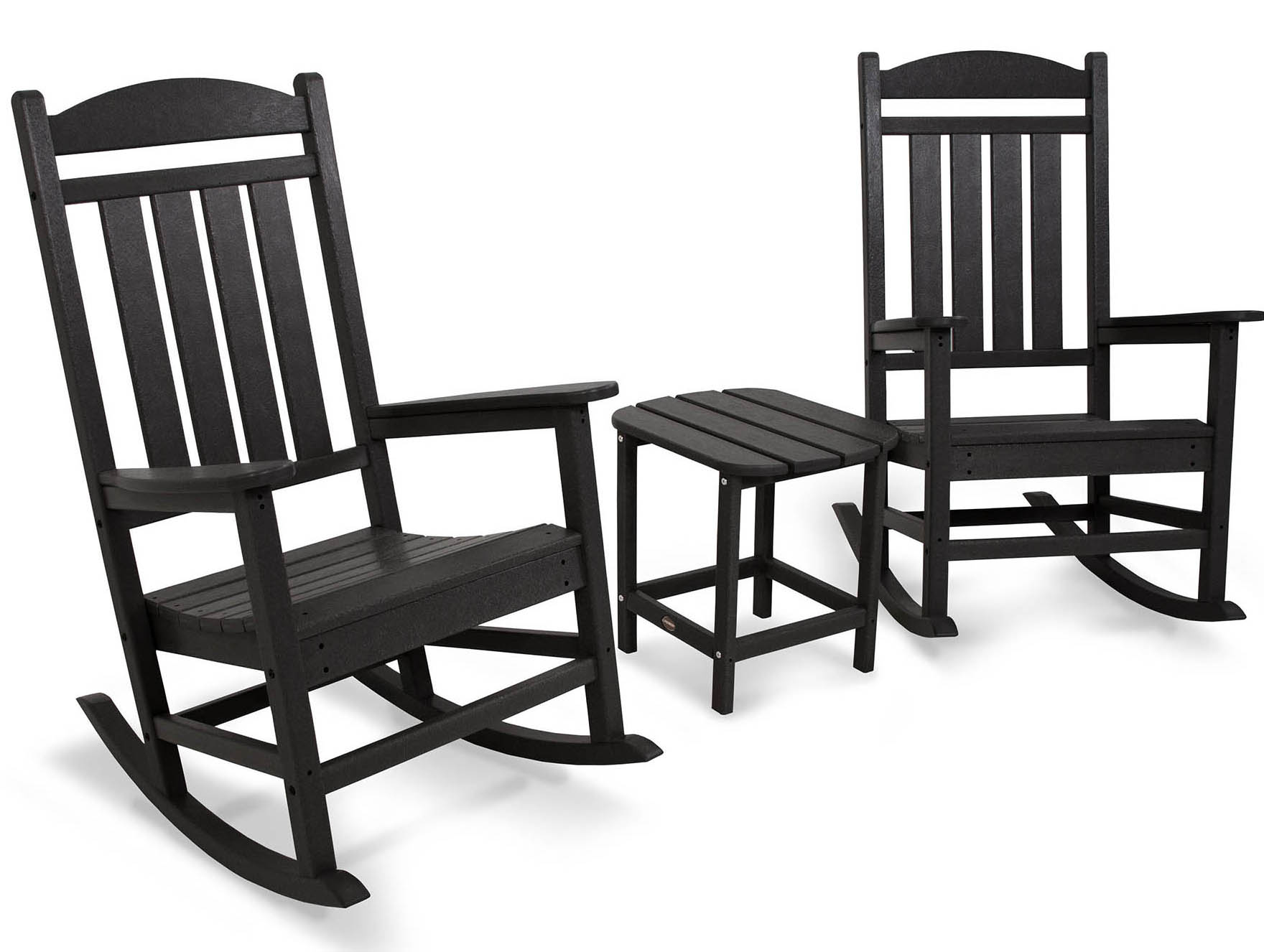 Buy Black-Presidential-Rocker-Set Product Image 12