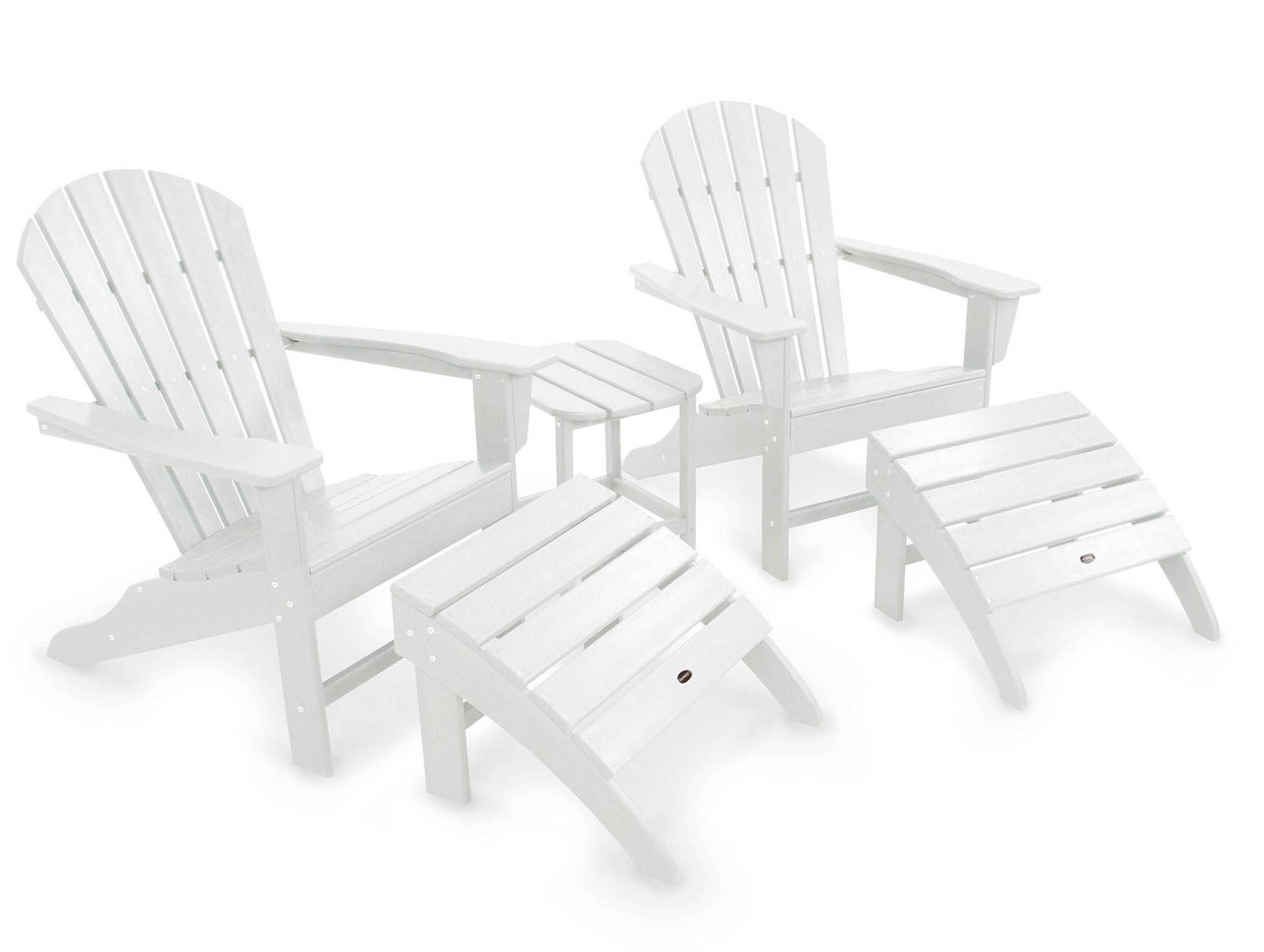 Reliable South Beach Adirondack Set Product Photo