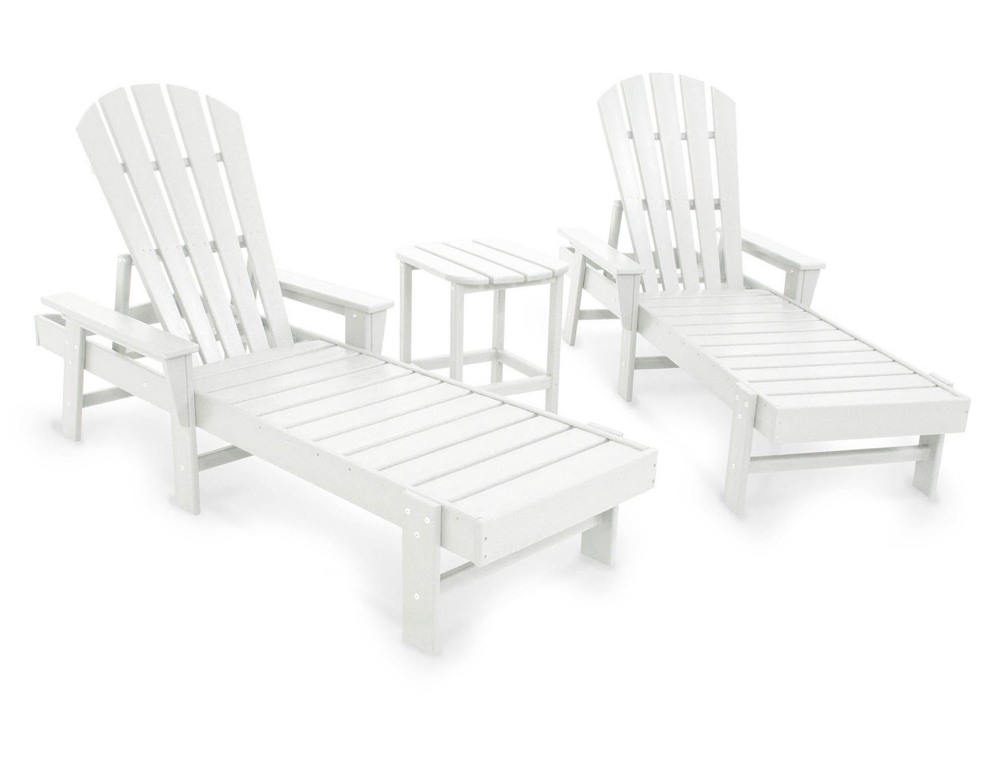 Trustworthy South Beach Chaise Set Product Photo