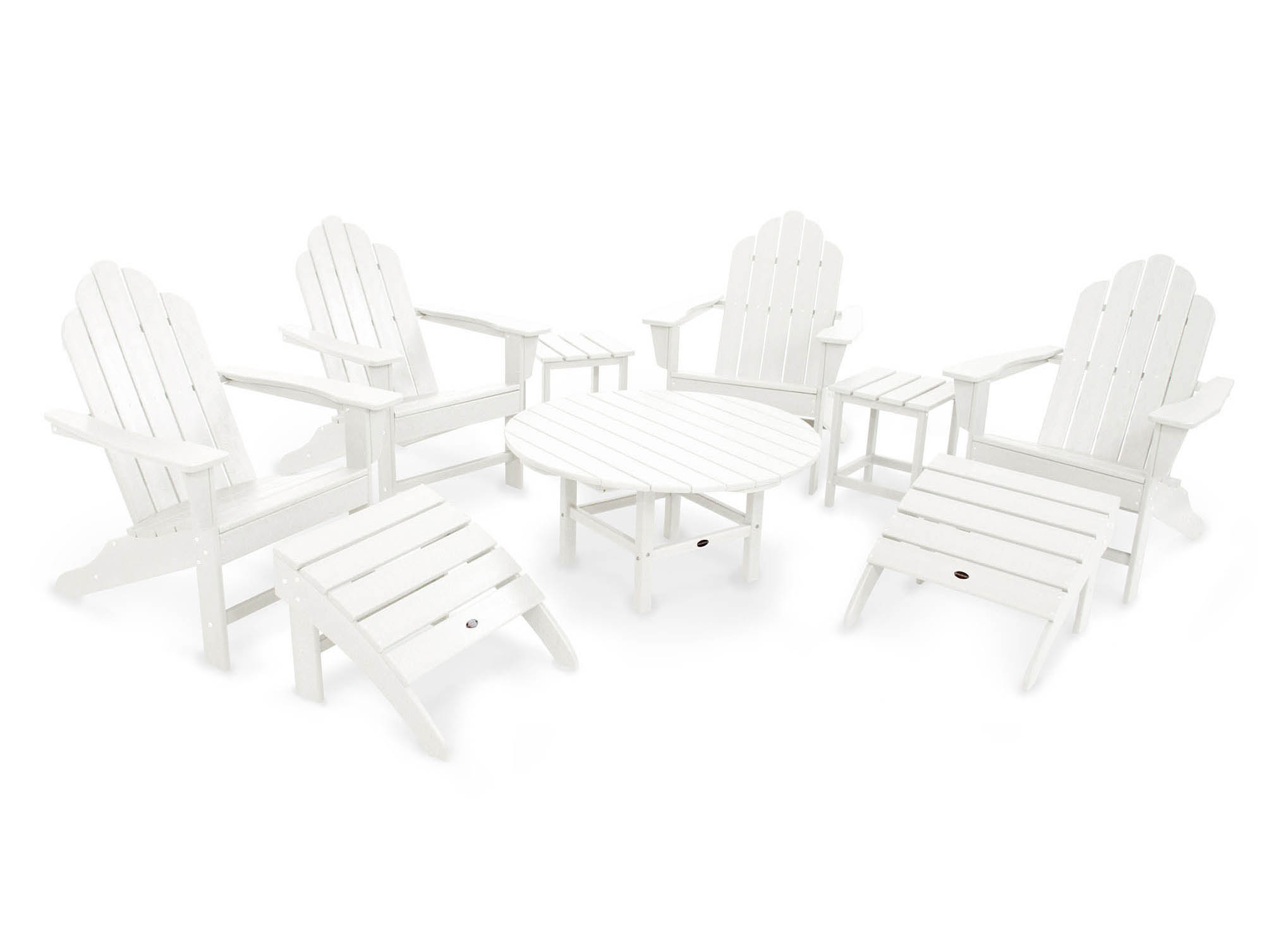 Learn more about Long Island Adirondack Conversation Set Product Photo