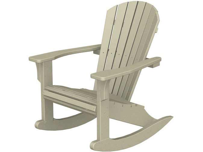 Learn more about Seashell Rocker Product Photo