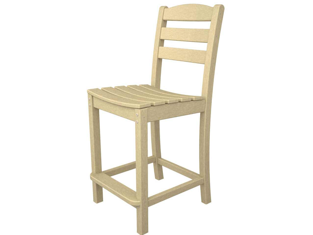 Choose La Casa Cafe Counter Side Chair Product Photo