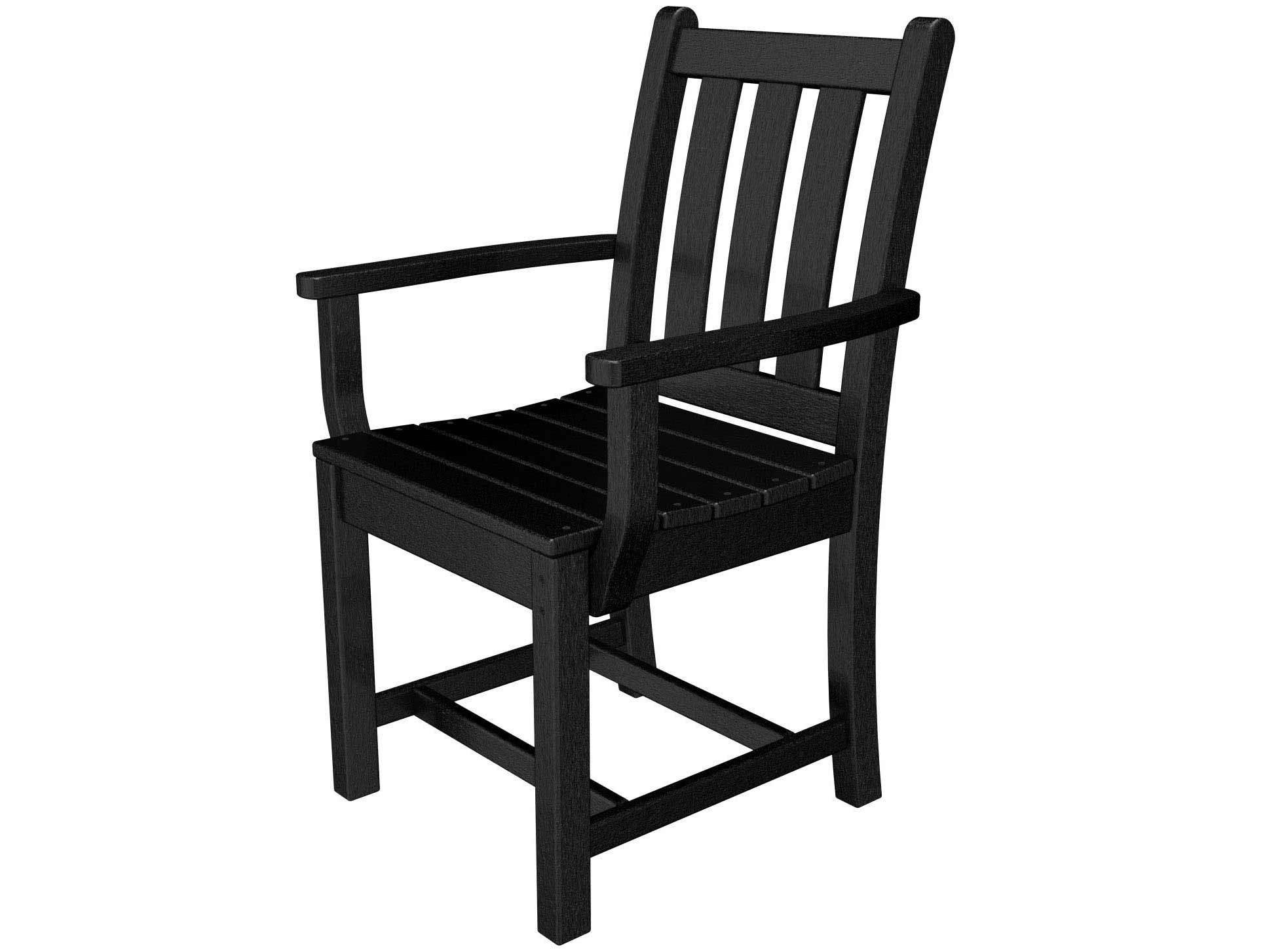 Precious Traditional Garden Dining Arm Chair Product Photo