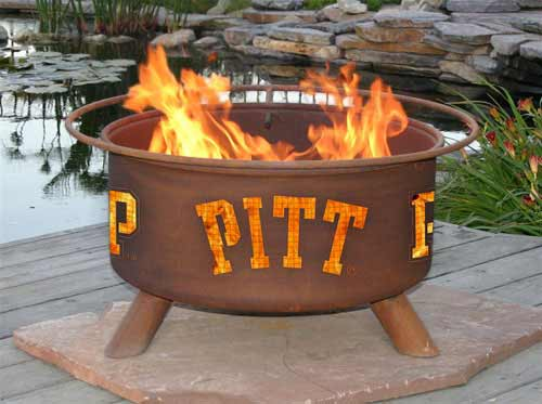 Choose Steel-University-Pittsburgh-Fire-Pit Product Image 1875