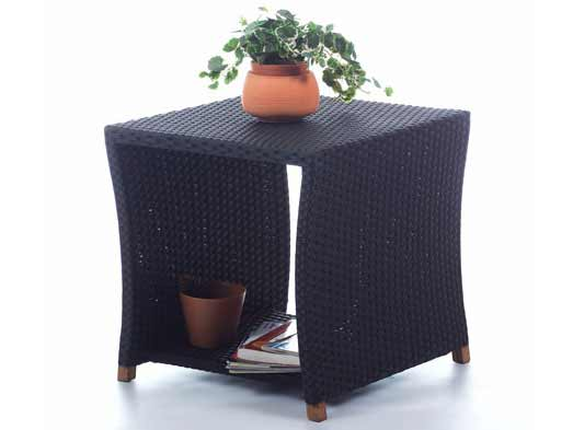 Ultimate Rattan Side Table Product Photo