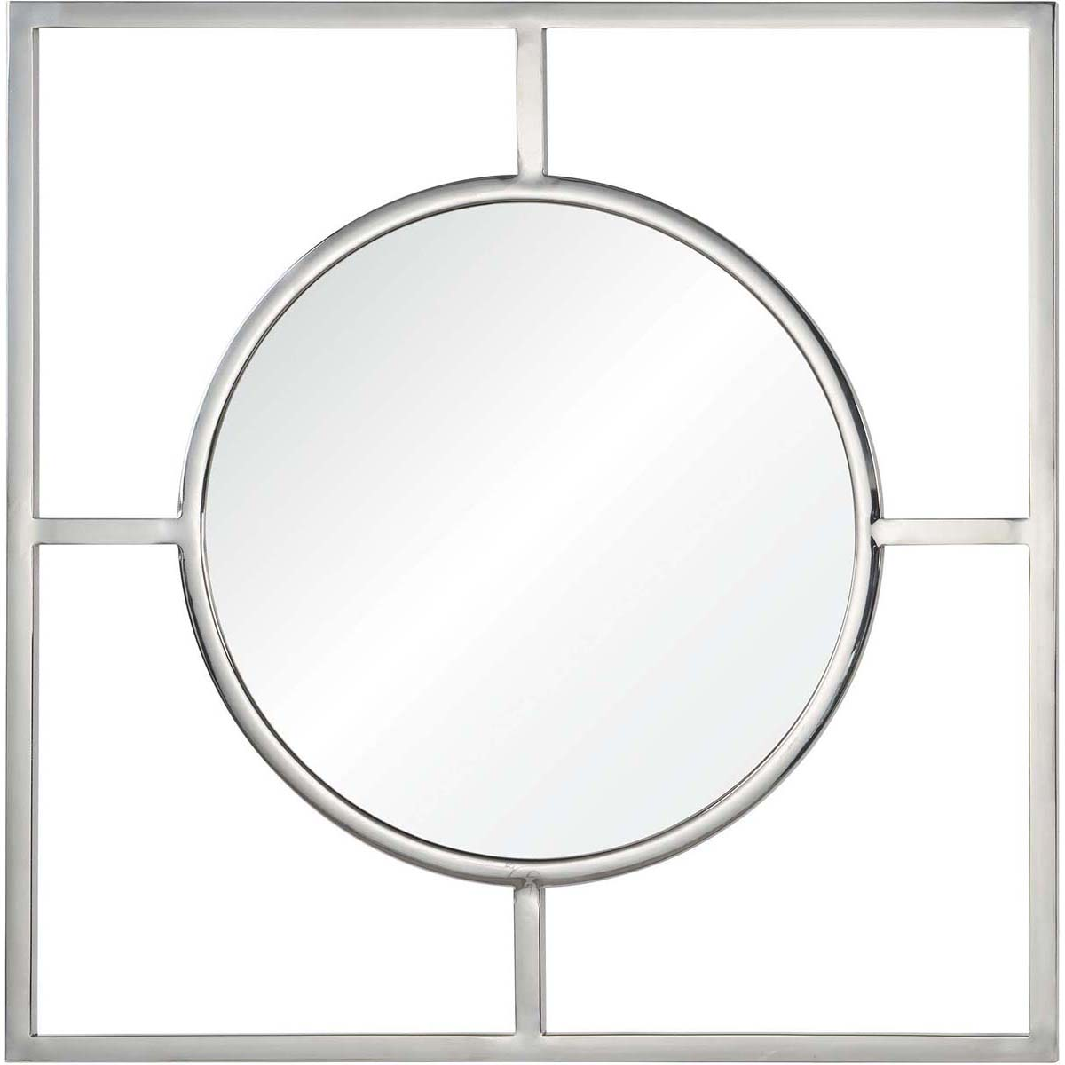 Renwill Mt1595 Severn Mirror, Chrome Finish MT1595
