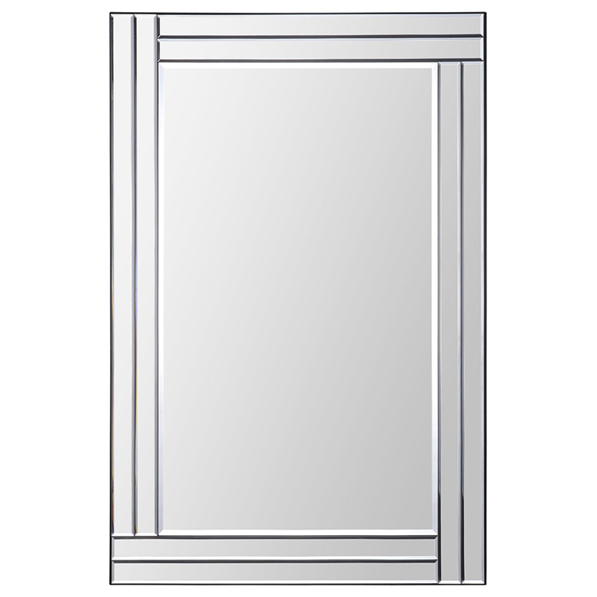 Select Baton Rouge Rectangular Mirror Product Photo