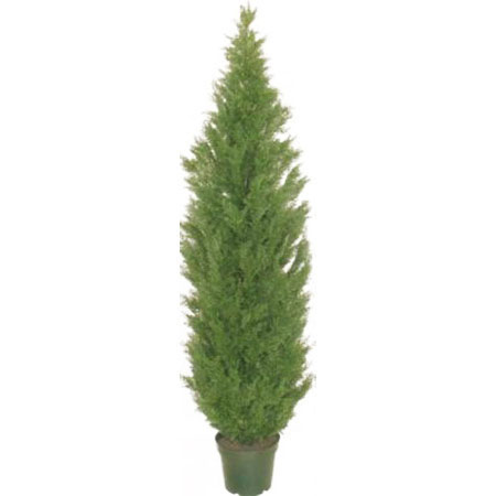Exquisite Artificial-Outdoor-Cedar-Tree-Potted Product Picture 392