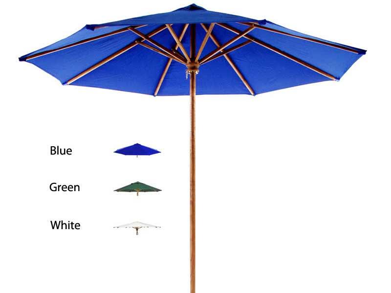 Excellent Teak Umbrella  Product Photo