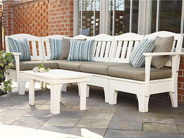 Uwharrie Westport Build Your Own Sectional Set Westset1