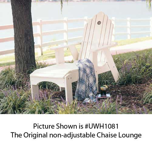 Tasteful Original Adjustable Chaise Lounge Product Photo