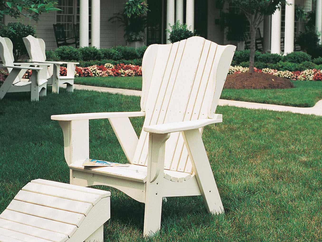 Wonderful Plantation Chair Product Photo
