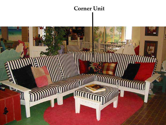 Buy Chat Sectional Corner Unit Product Photo