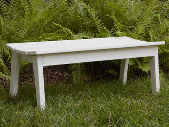 Splendid Behrens Two Seat Backless Bench Product Photo