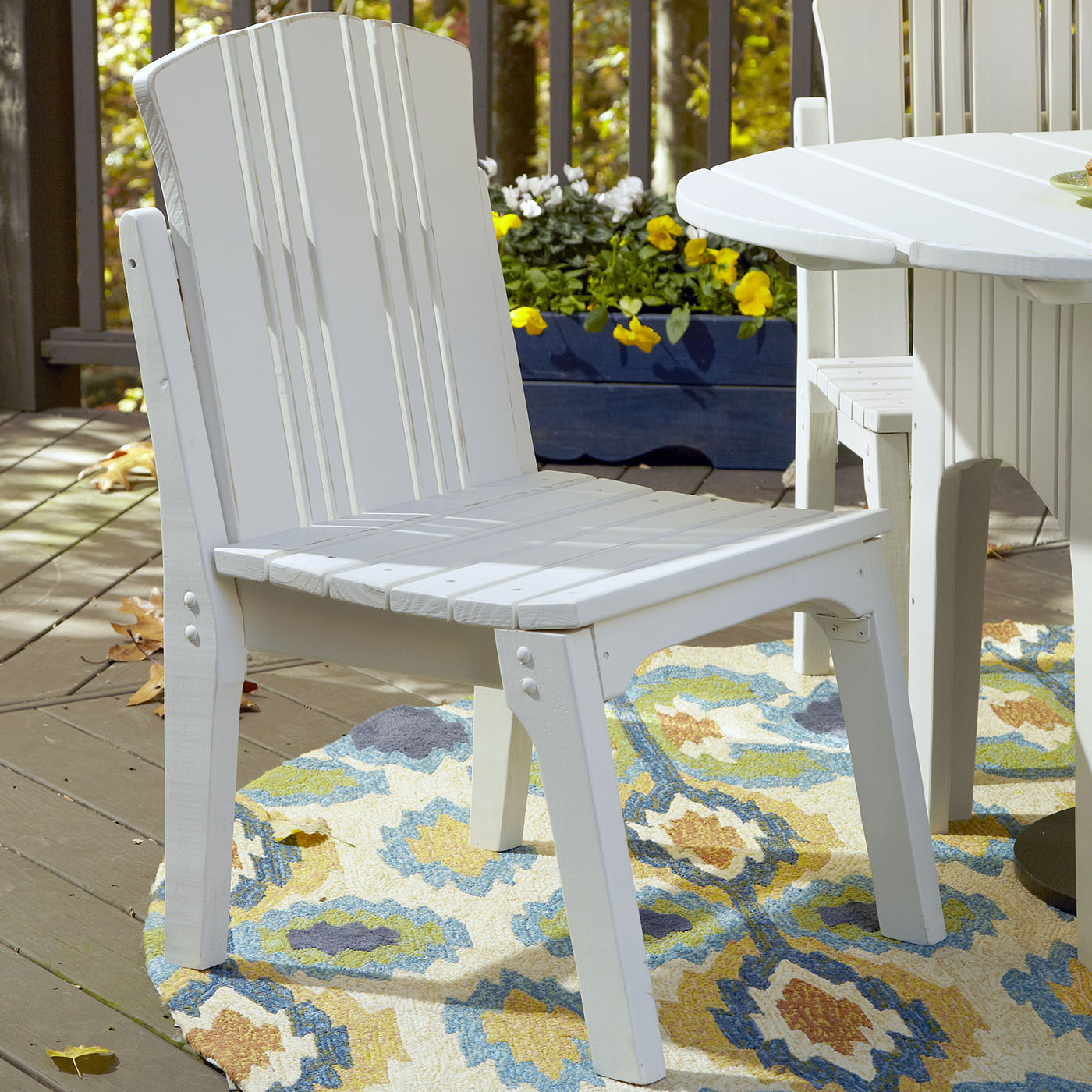 Choose Chair Carolina Preserves Outdoor Dining Chair 11 2211