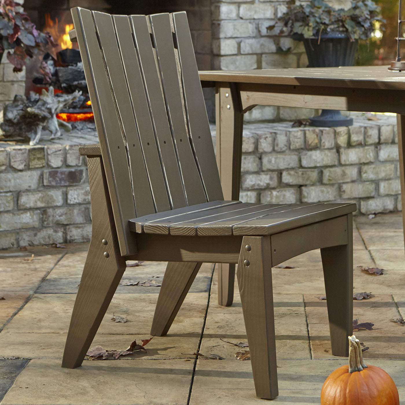 Choose Chair Hourglass Outdoor Dining Chair 10 2211