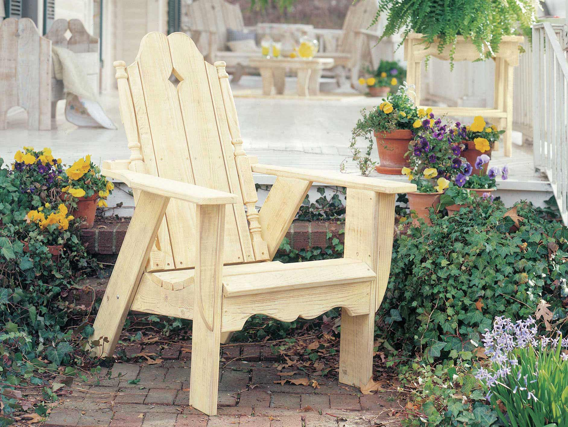Optimal Nantucket Chair Product Photo