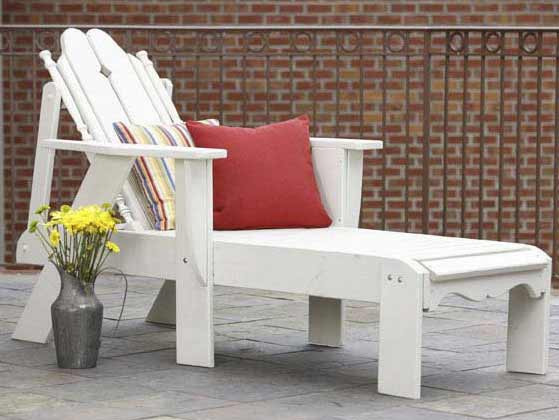Best-selling Nantucket Adjustable Chaise Lounge 21 652