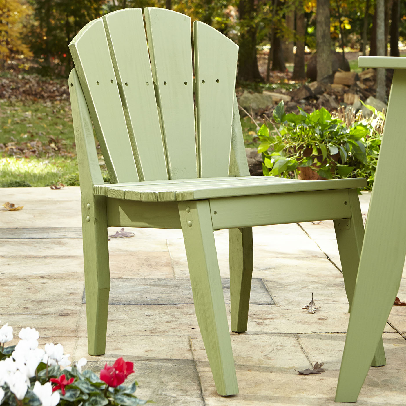 Choose Chair Plaza Outdoor Dining Chair 11 2211