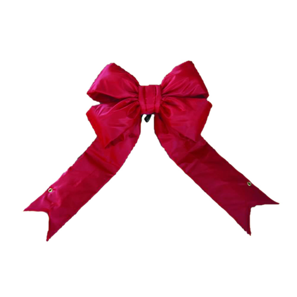 Select Artificial-Nylon-Outdoor-Christmas-Bow-H Product Picture 346