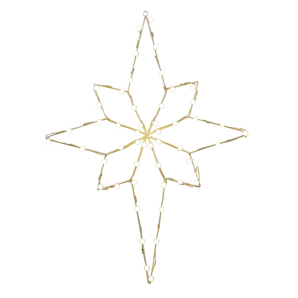 Best-selling Led Bethlehem Star Wire Silhouette Product Photo