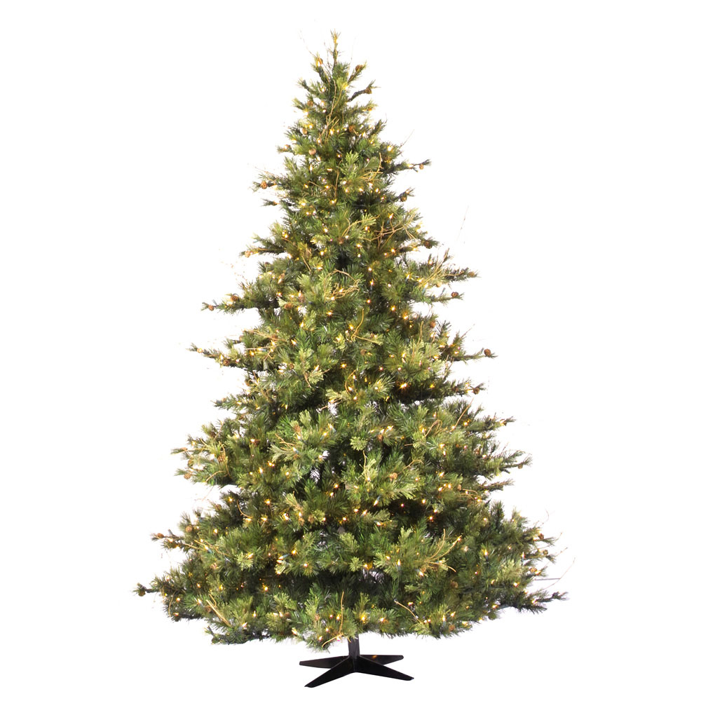 10 foot Mixed Country Pine Christmas Tree: Unlit | A801685