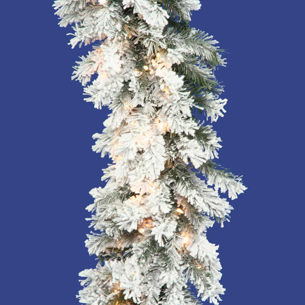 Artificial Christmas Trees With Snow