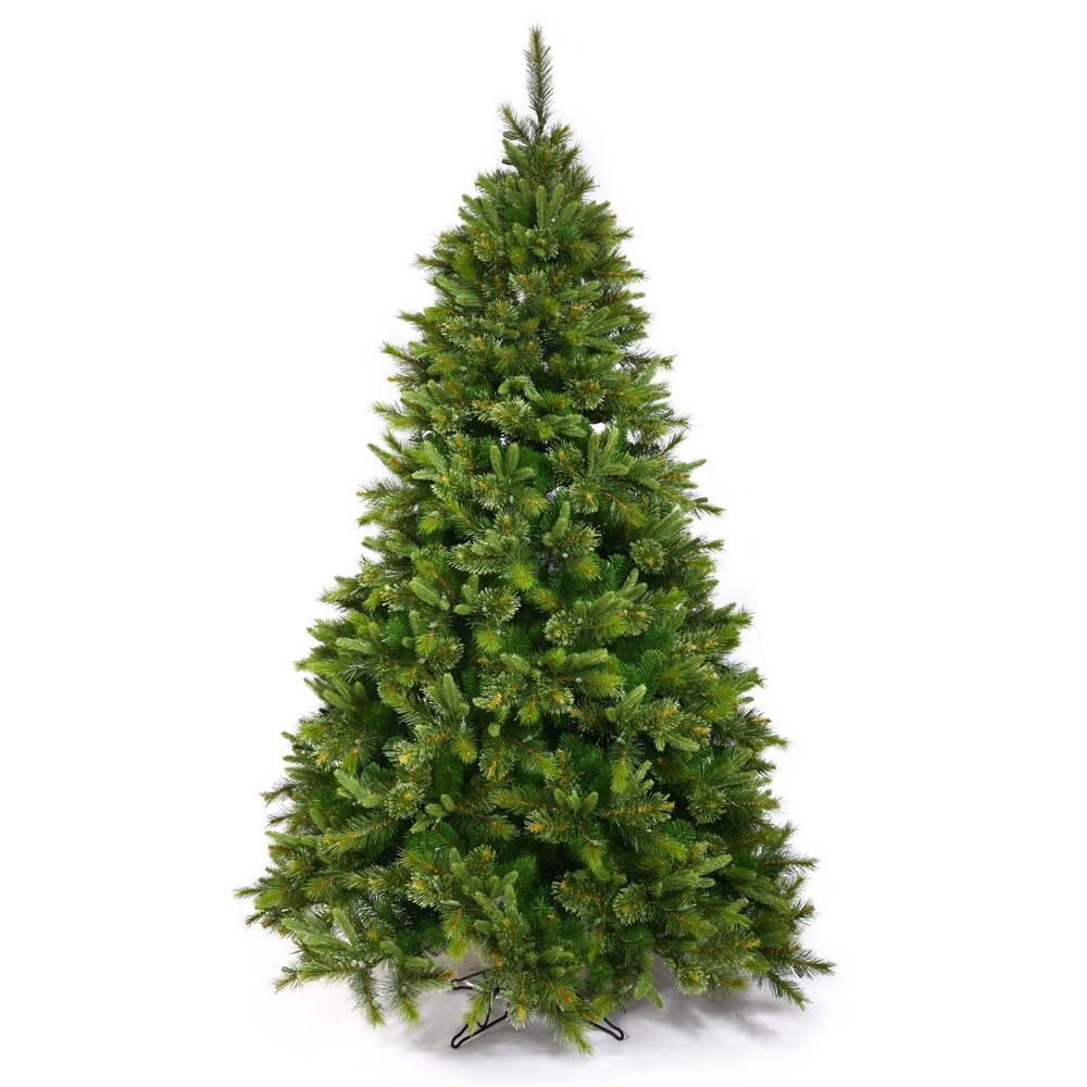 Excellent Pe Pvc Cashmere Pine Slim Tree Product Photo