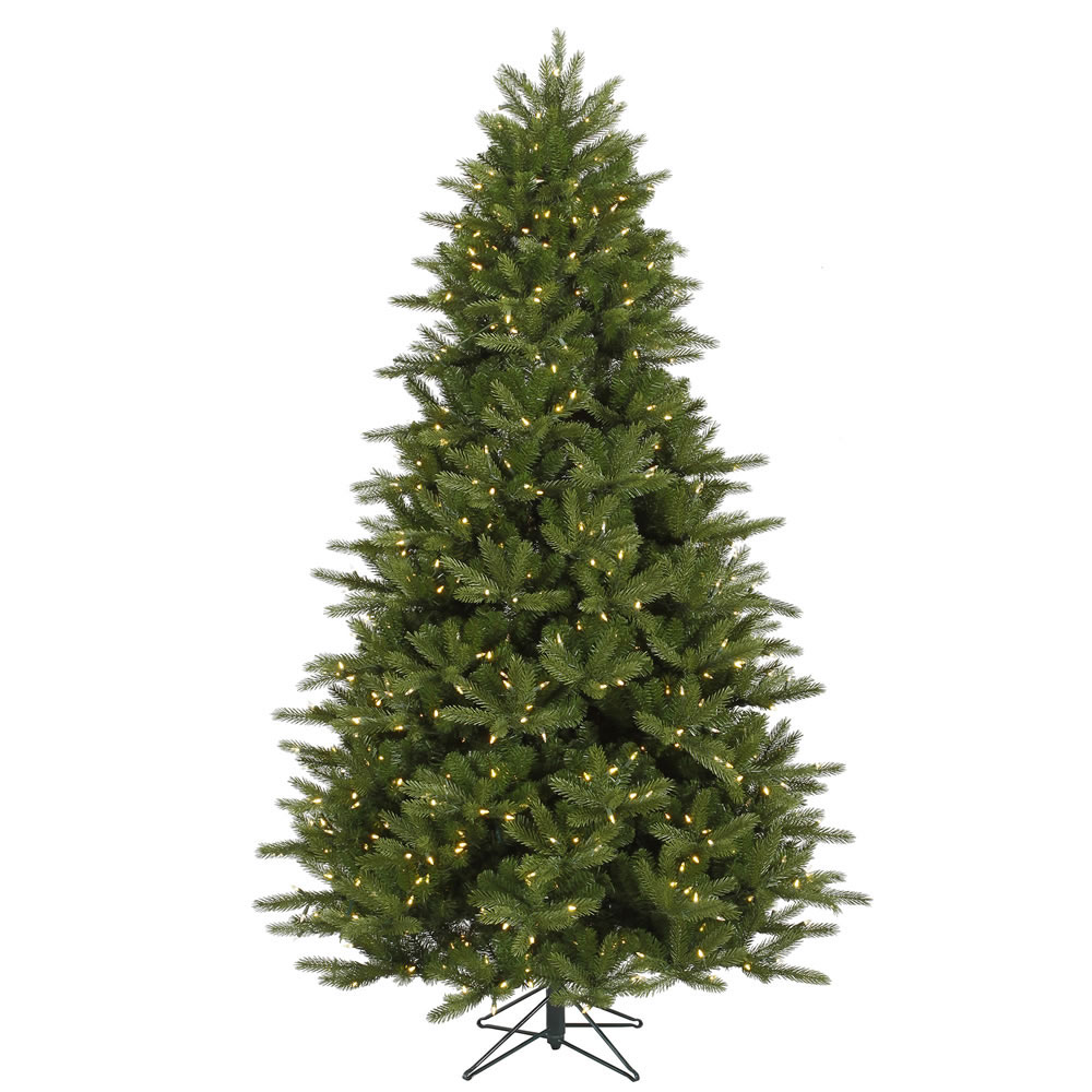 Foot majestic frasier fir christmas tree warm white