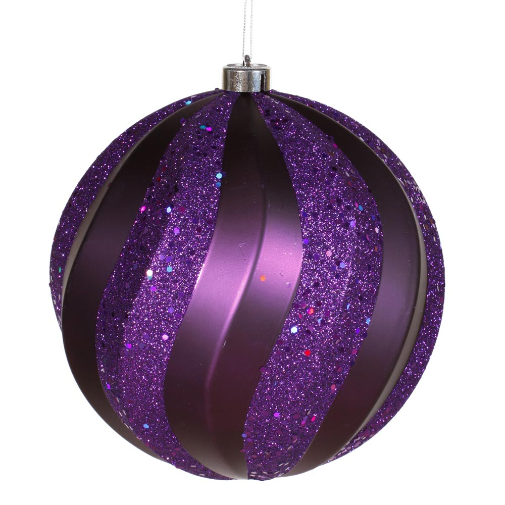 Purple Christmas Trees Artificial