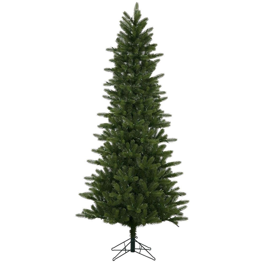 Kennedy Fir Christmas Tree: All Christmas Decor: 6.5 Foot Kennedy Fir Slim Christmas