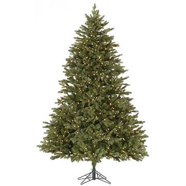 Vickerman Balsam Fir Christmas Tree