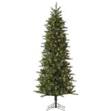 Pencil Christmas Tree Slim Christmas Tree Lowes