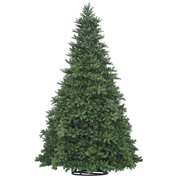 18 foot Commercial Indoor/Outdoor Grand Teton Christmas Tree: C7 LED by Vickerman