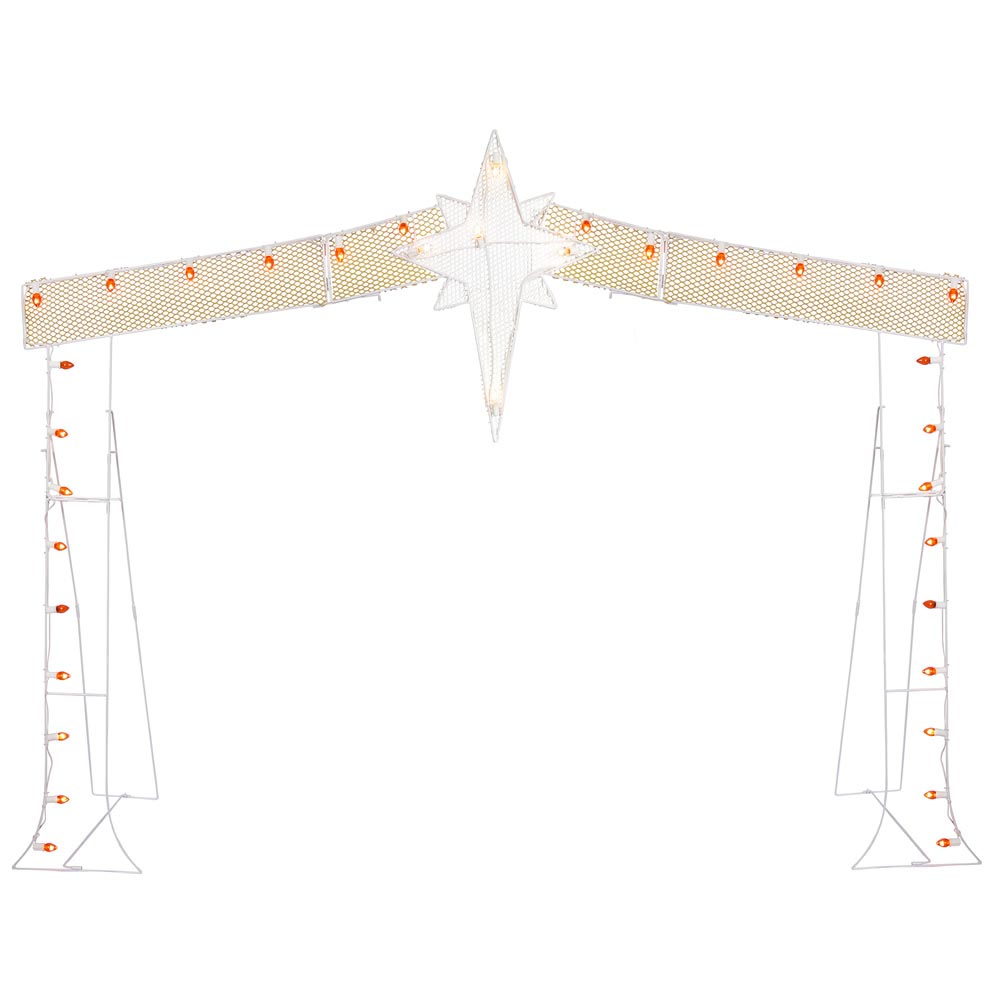 Search Inches Christmas Stable Wire Silhouette Lights Product Photo