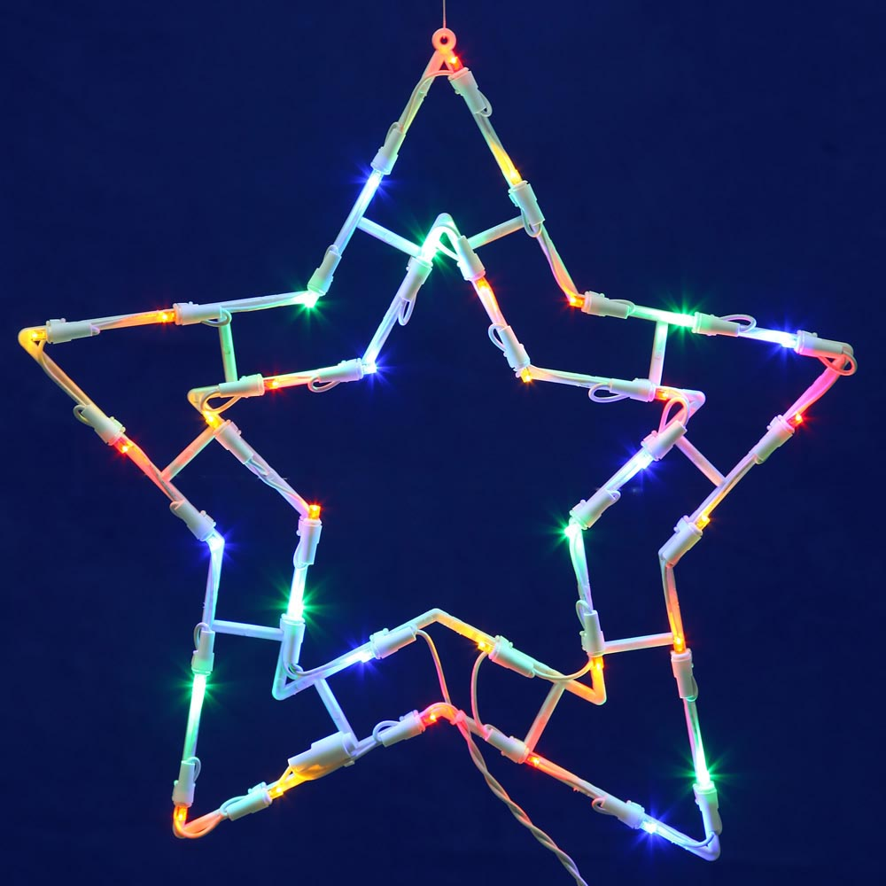 15 X 15 Inch Led Light Star
