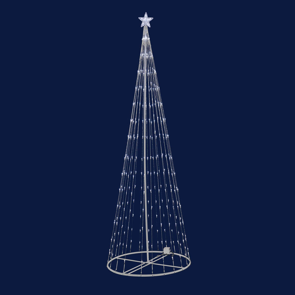 Serious In Outdoor Led Light Show Tree Clear Lights Product Photo