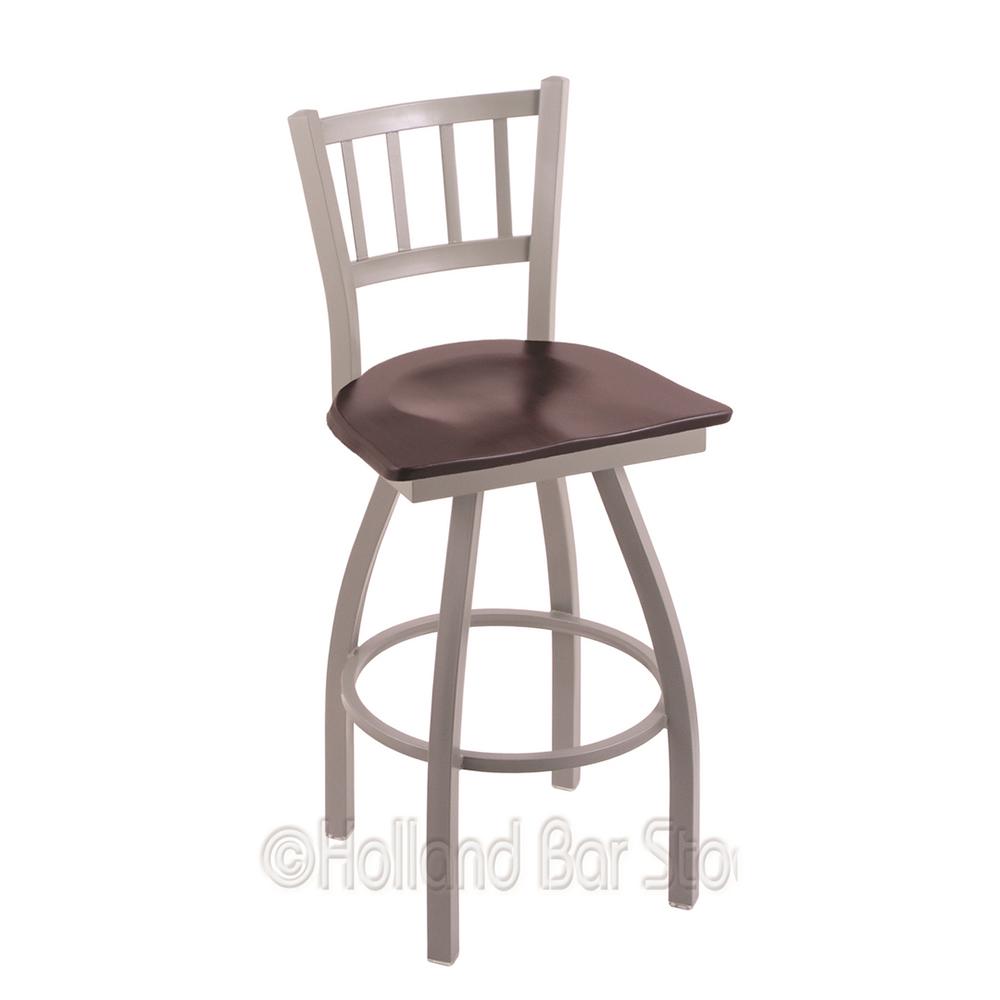 Beautiful Xl Contessa Swivel Bar Heavy Duty Stool Extra Wide Wood Seat Product Photo