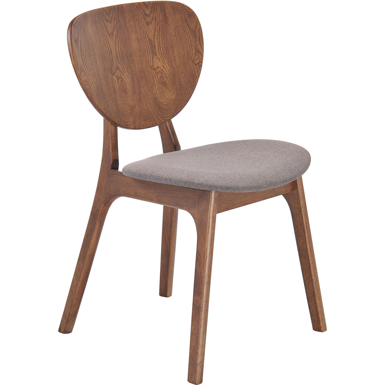 Serious Modern Overton Dining Chairs Flint  Product Photo