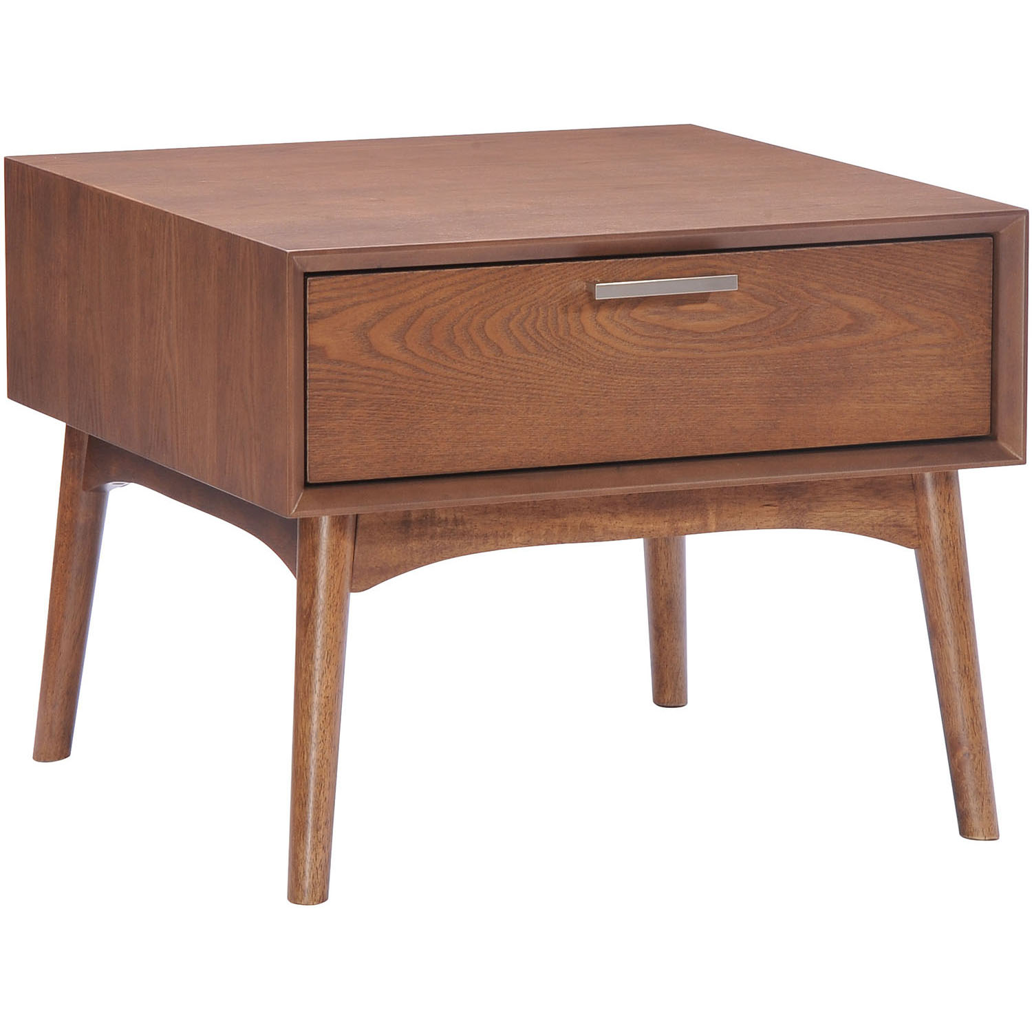 Special Modern Design District Side Table Walnut 19 2690