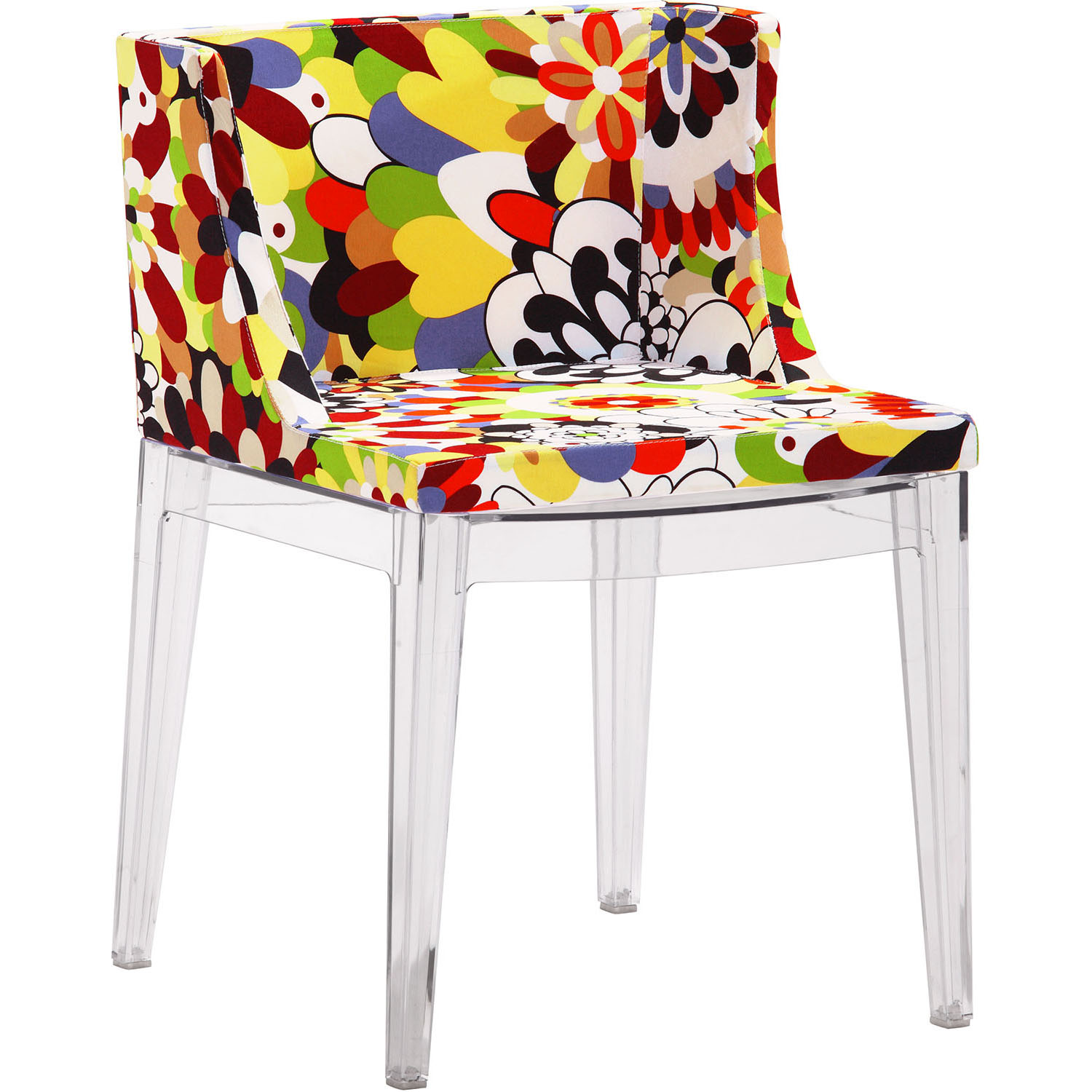 Stylish Modern Pizzaro Dining Chairs Multicolor Product Photo